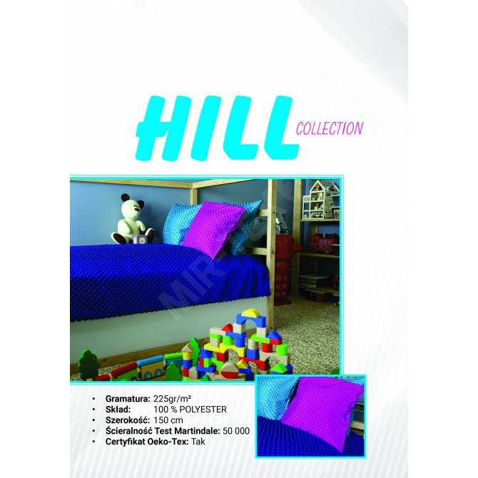 Kolekcja tkanin Hill