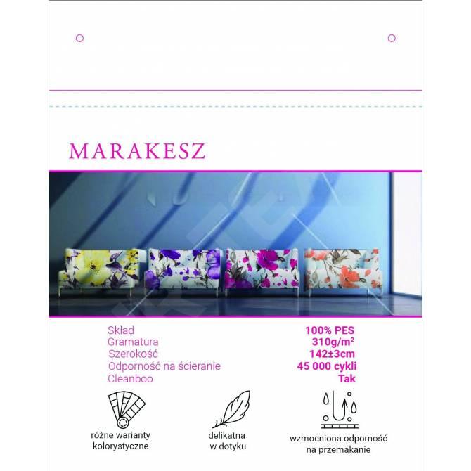 Kolekcja tkanin Marakesz