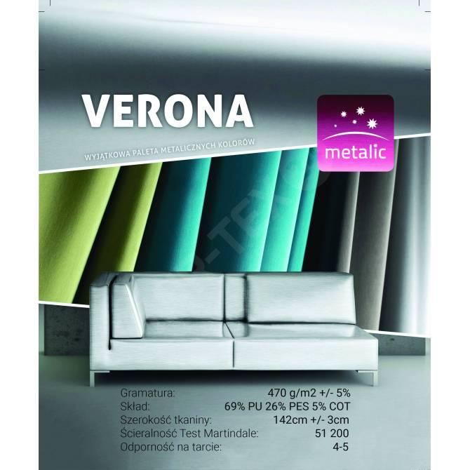Kolekcja tkanin Verona