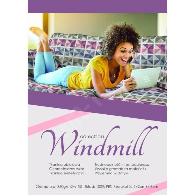 Kolekcja tkanin Windmill