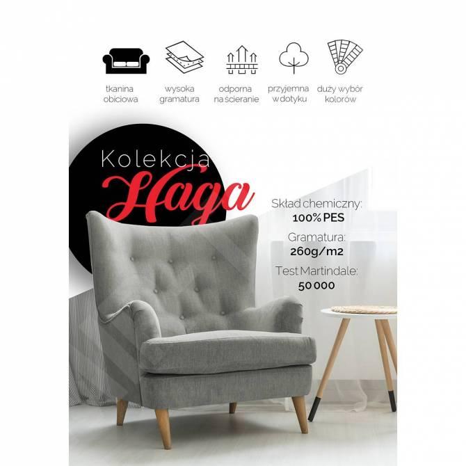 Kolekcja tkanin Haga
