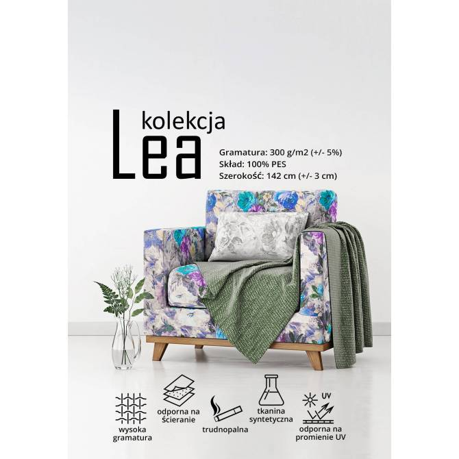 Kolekcja tkanin Lea