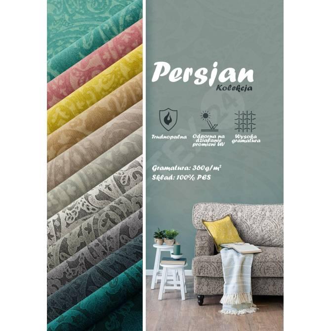 Kolekcja tkanin Persian