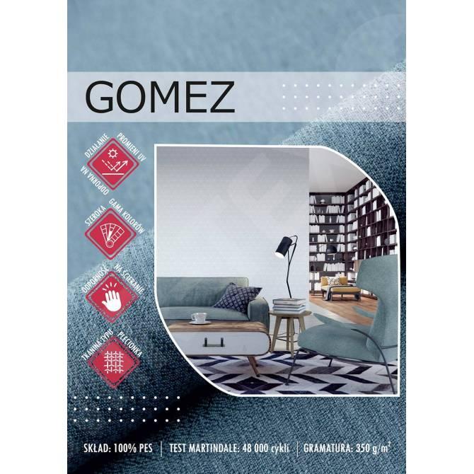 Kolekcja tkanin Gomez