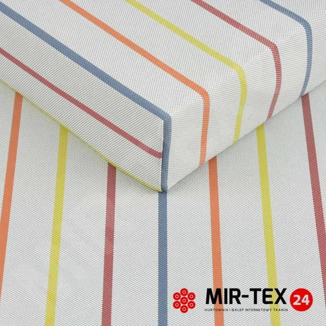 Kolekcja tkanin Santorini