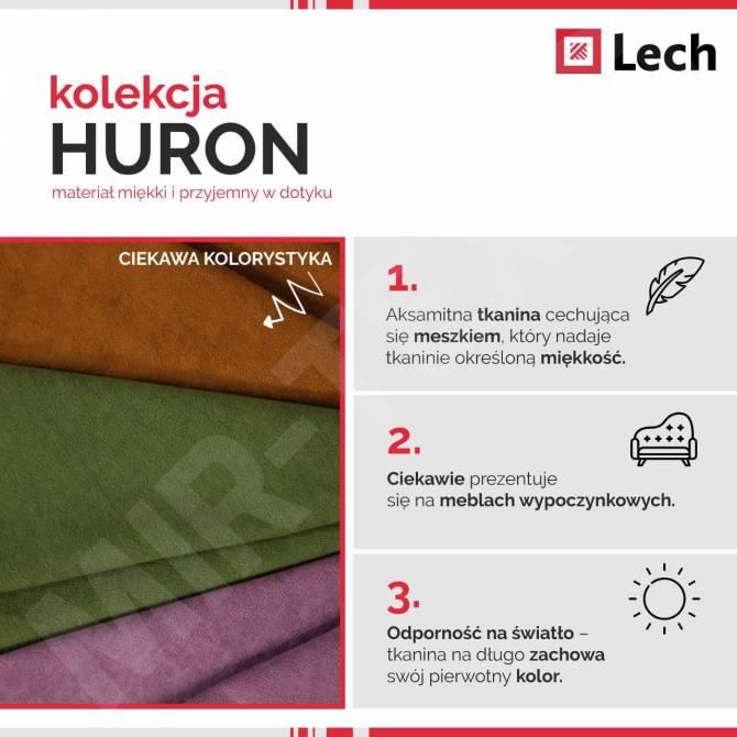 Kolekcja tkanin Huron