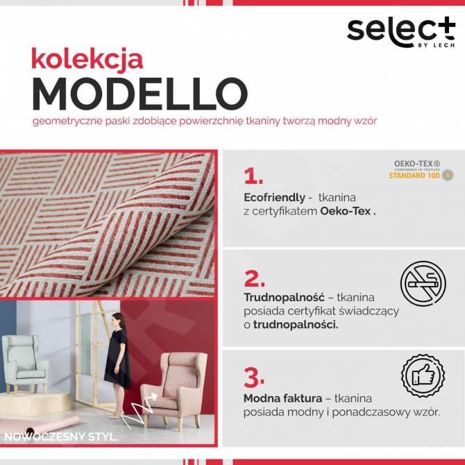 Kolekcja tkanin Modello