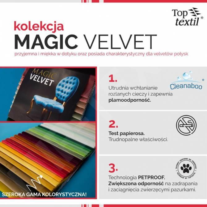 Kolekcja tkanin Magic Velvet
