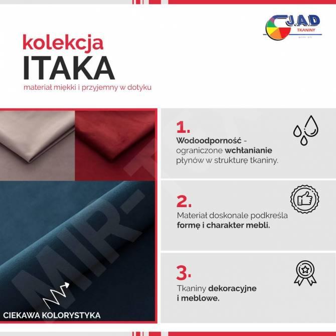 Kolekcja tkanin Itaka