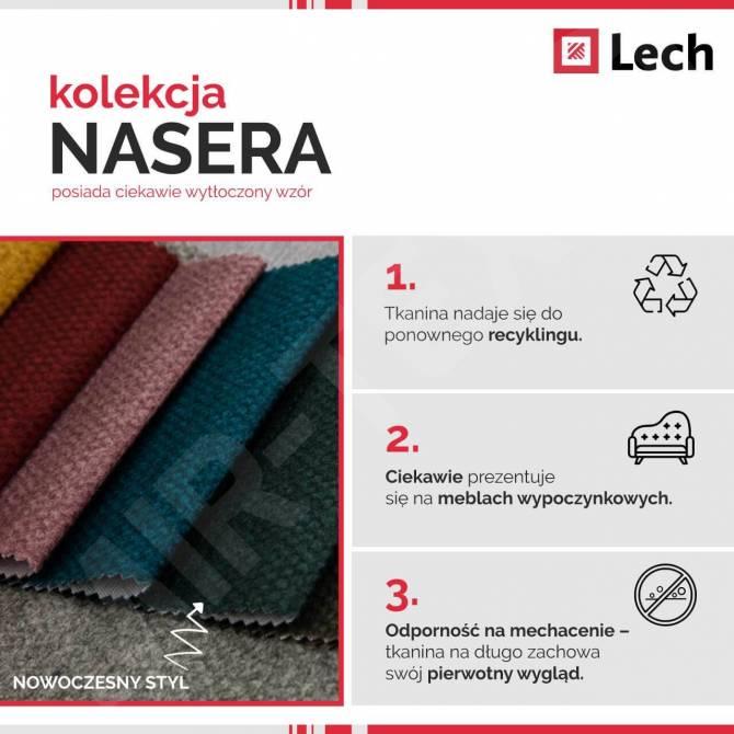 Kolekcja tkanin Nasera