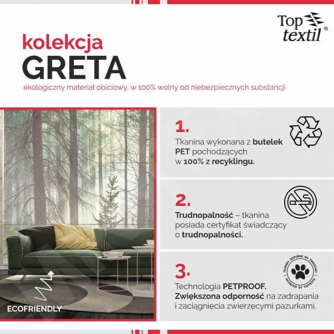 Kolekcja tkanin Greta