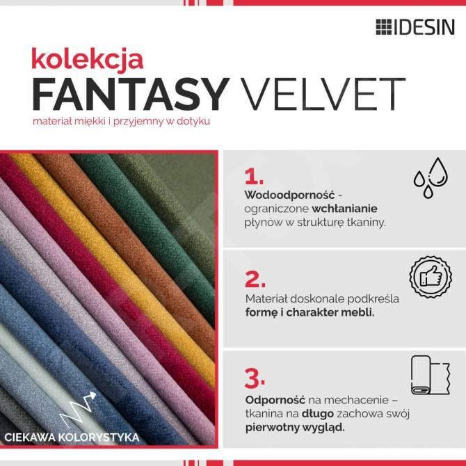 Kolekcja tkanin Fantasy Velvet