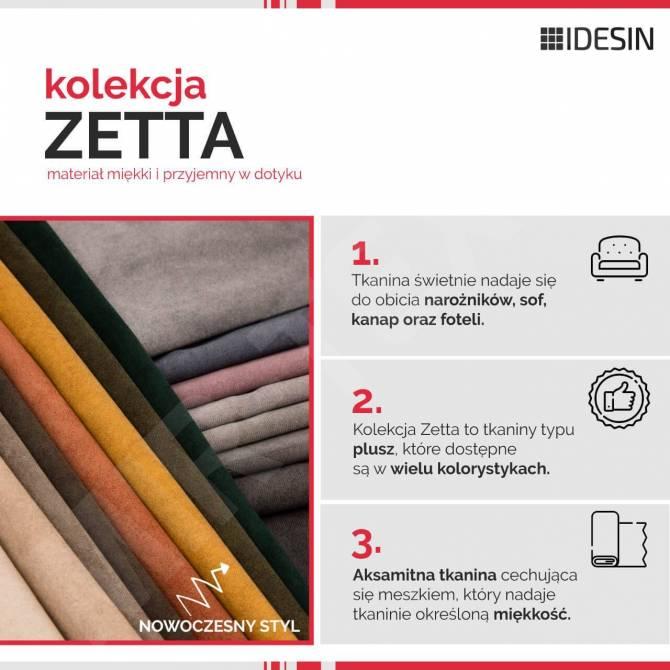 Kolekcja tkanin Zetta