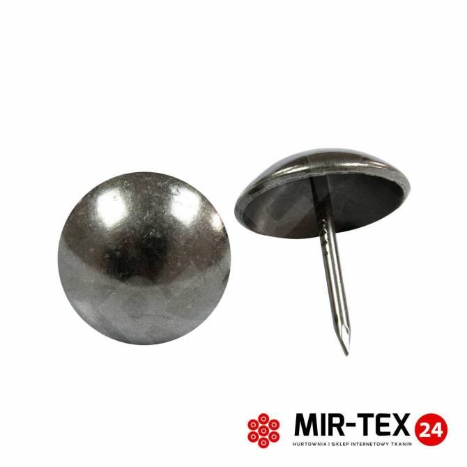 Gładka pinezka tytan 9,5 mm - 100 sztuk KP 4021