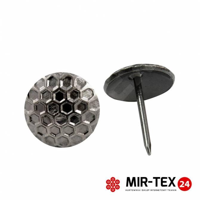 Pinezka plaster miodu tytan 16 mm - 50 sztuk KP 4171