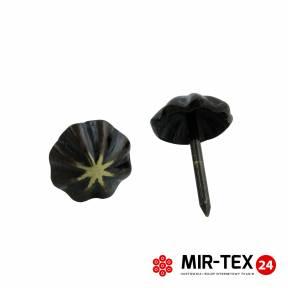 Pinezka parasolka barok 11 mm - 30 sztuk KP 4191