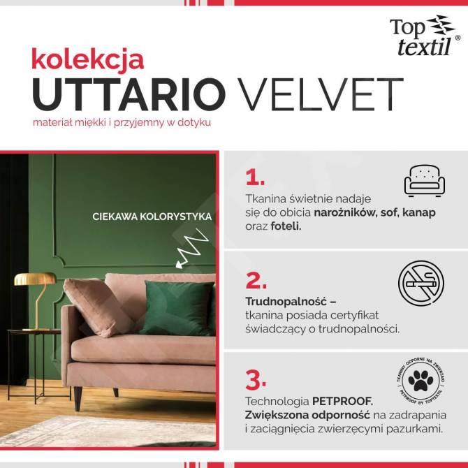 Kolekcja tkanin Uttario Velvet