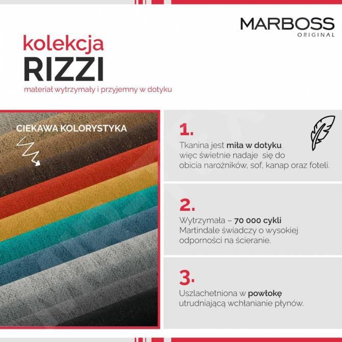 Kolekcja tkanin Rizzi
