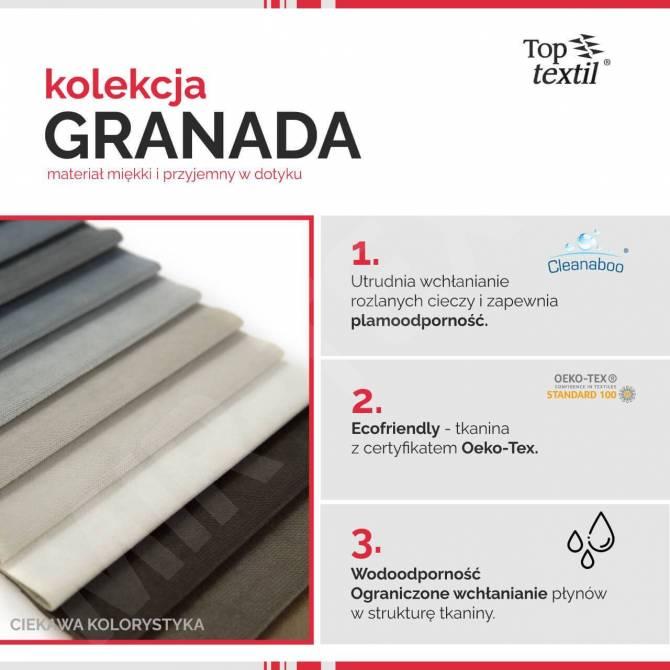 Kolekcja tkanin Granada