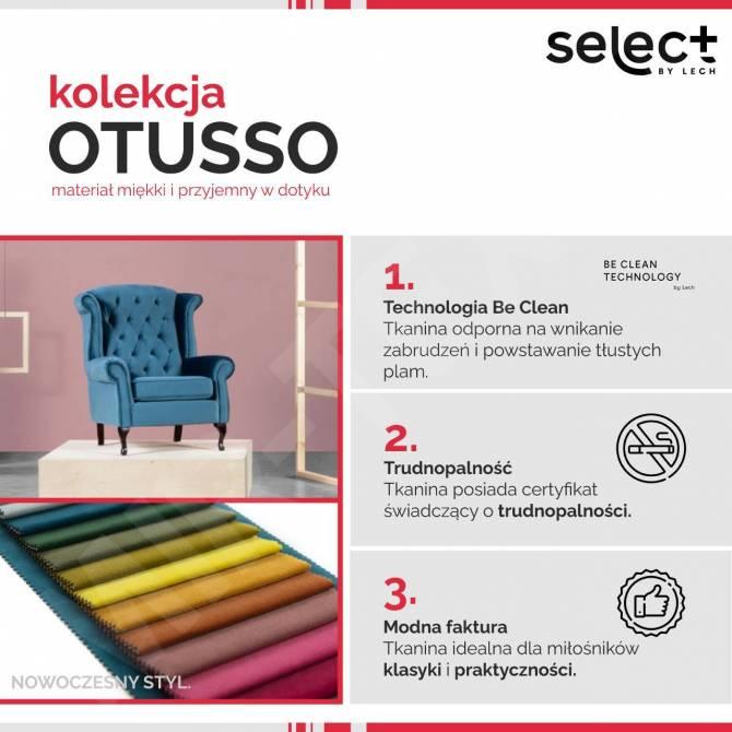 Kolekcja tkanin Otusso