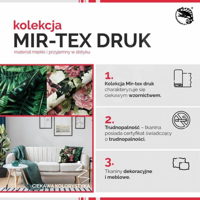 Kolekcja tkanin Mir-tex Druk 19