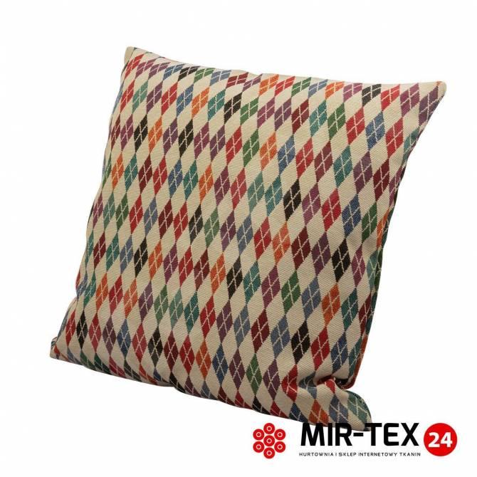 Poszewka na poduszkę 45x45 Romby 398