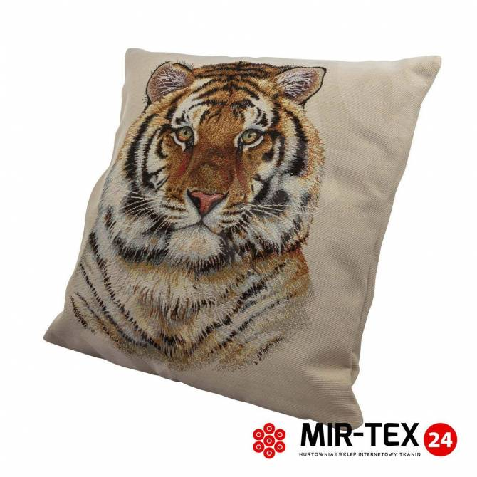 Poszewka dekoracyjna Tygrys 421