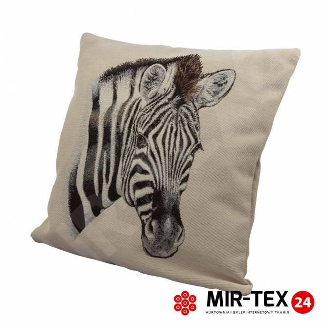 Poszewka na poduszkę Zebra 341
