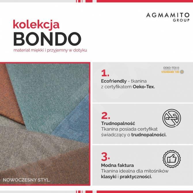 Kolekcja tkanin Bondo