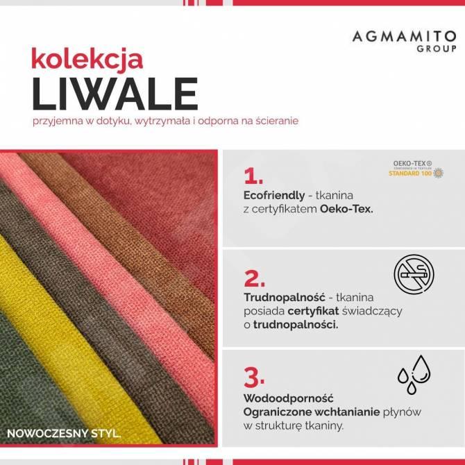 Kolekcja tkanin Liwale