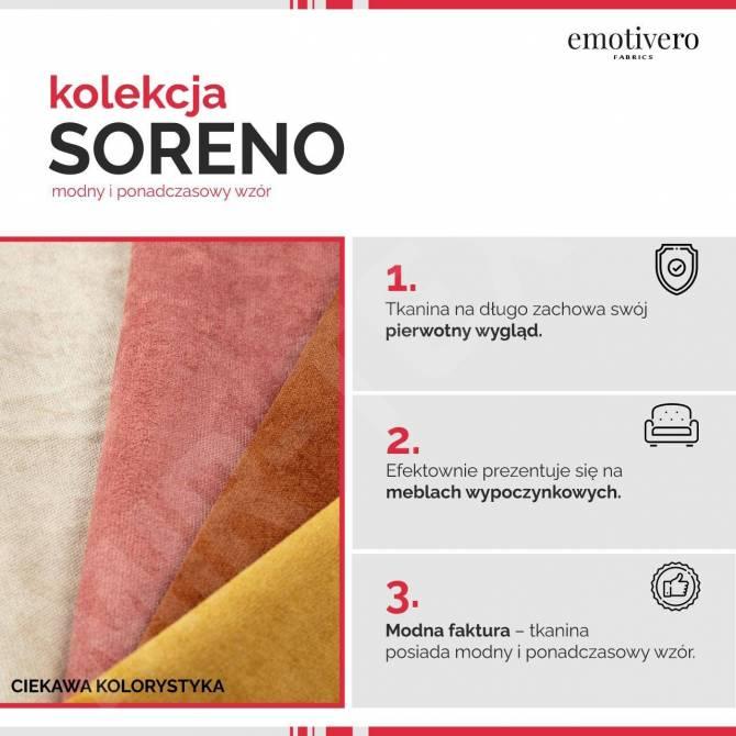 Kolekcja tkanin Soreno
