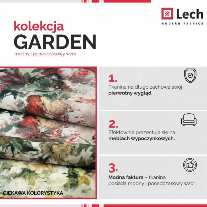 Kolekcja tkanin Garden