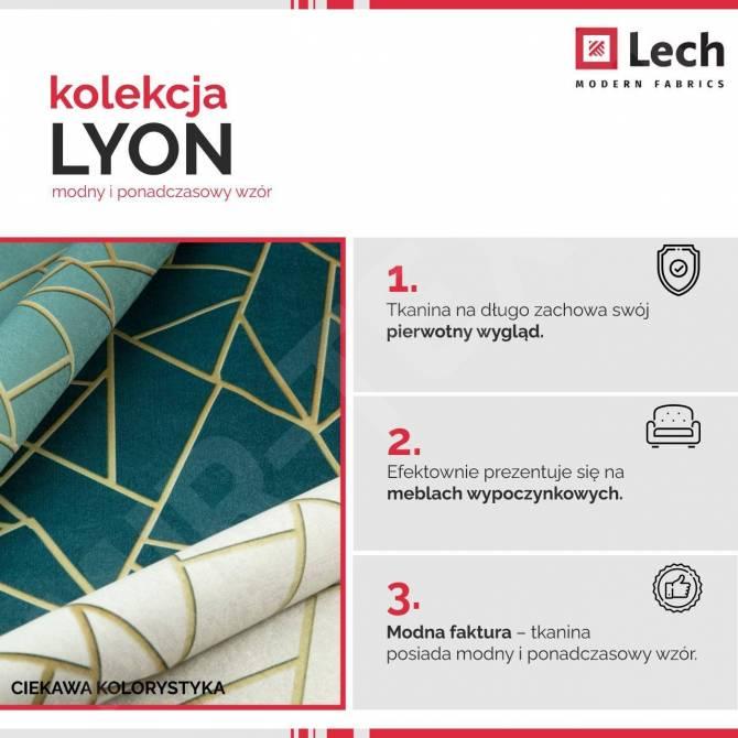 Kolekcja tkanin Lyon
