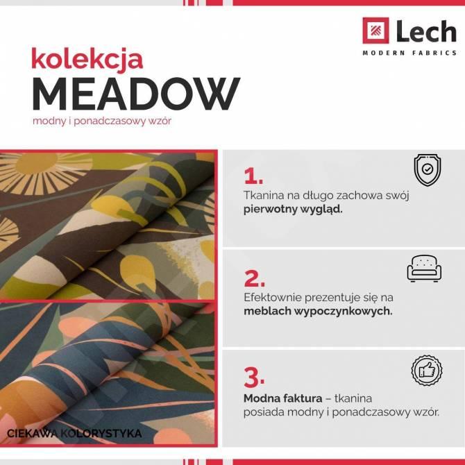 Kolekcja tkanin Meadow