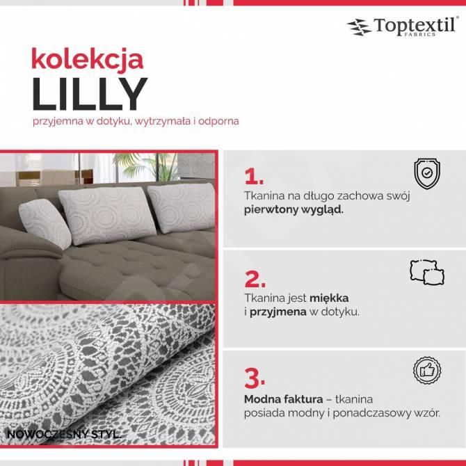 Kolekcja tkanin Lilly