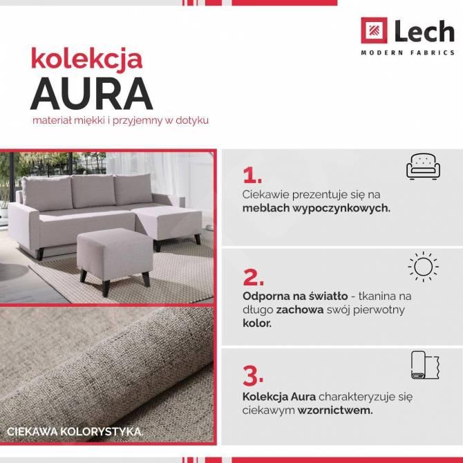Kolekcja tkanin Aura