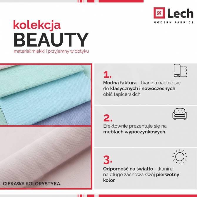 Kolekcja tkanin Beauty