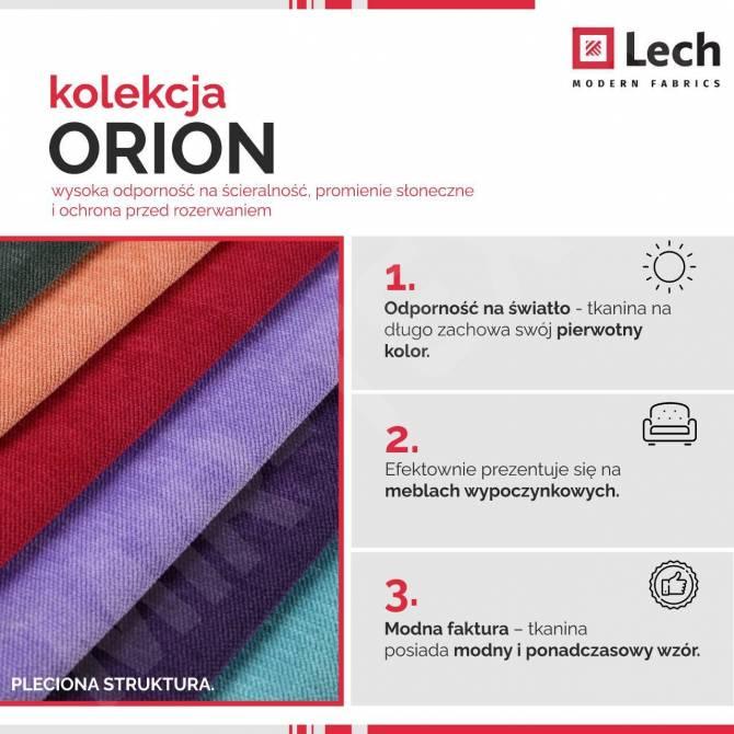 Kolekcja tkanin Orion