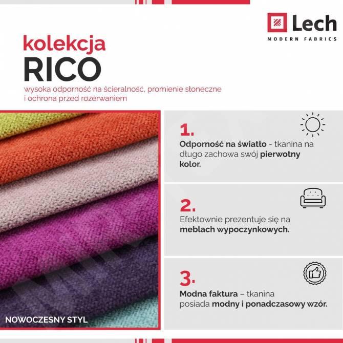 Kolekcja tkanin Rico