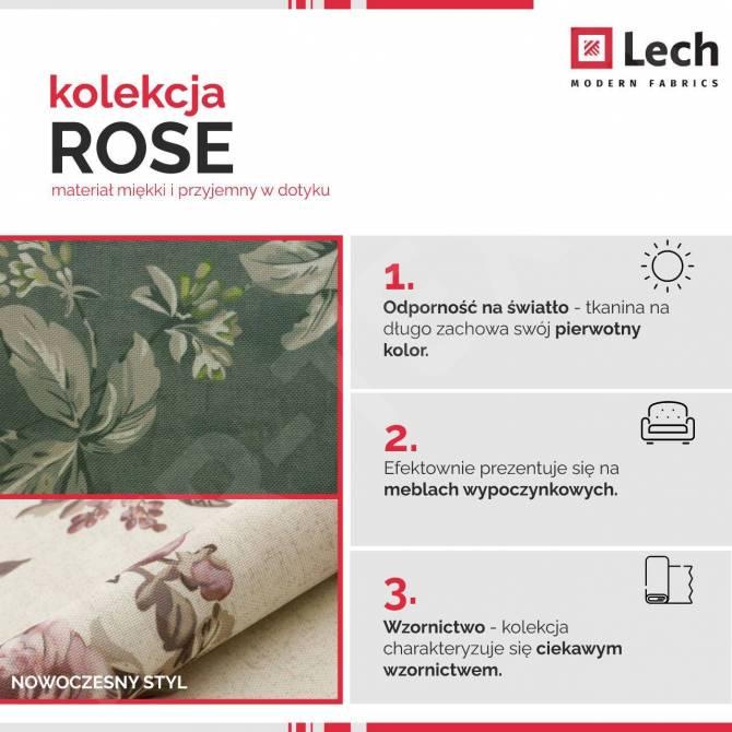 Kolekcja tkanin Rose
