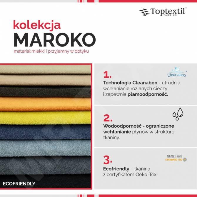 Kolekcja tkanin Maroko