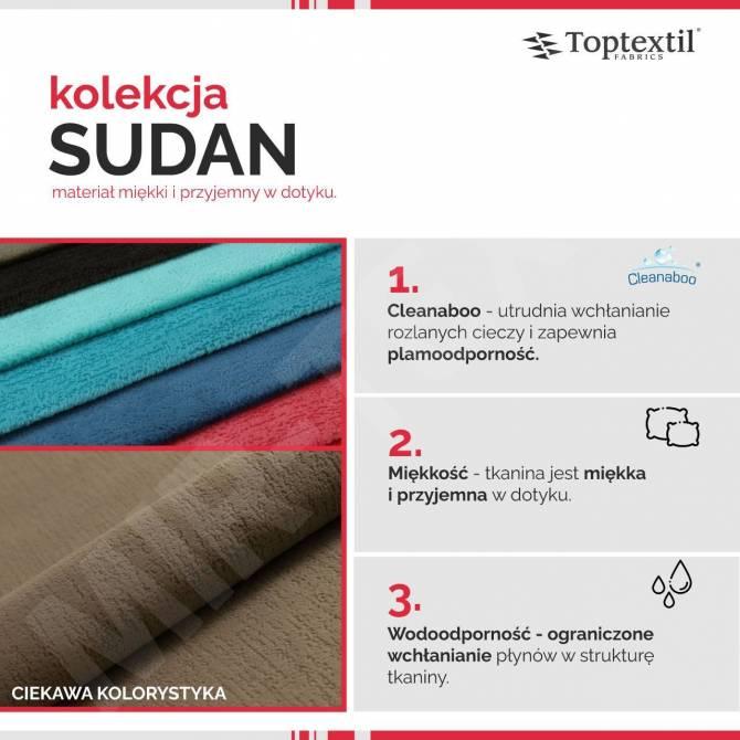 Kolekcja tkanin Sudan
