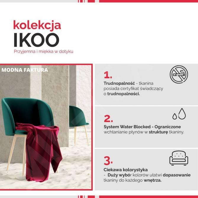 Kolekcja tkanin Ikoo