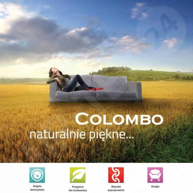Kolekcja tkanin Colombo