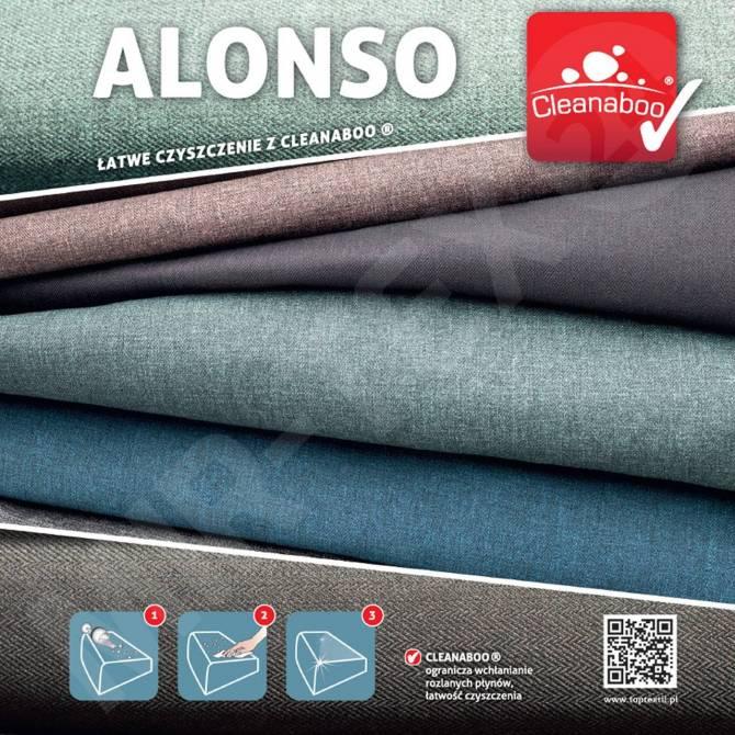 Kolekcja tkanin Alonso
