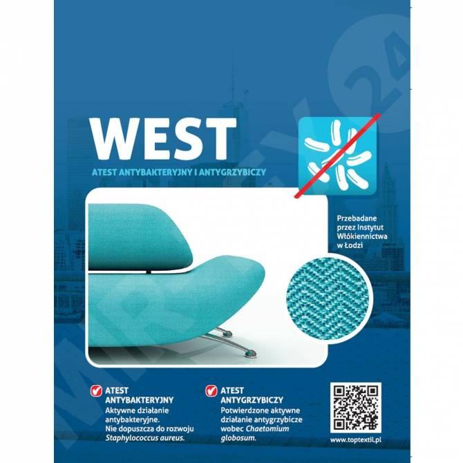 Kolekcja tkanin West