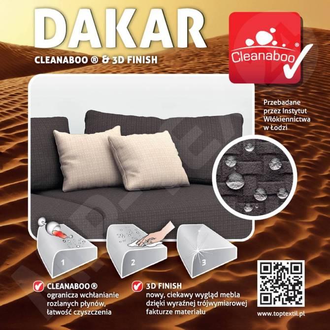 Kolekcja tkanin Dakar