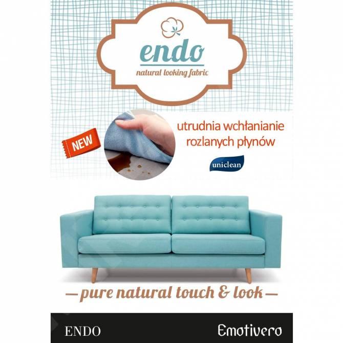 Kolekcja tkanin Endo
