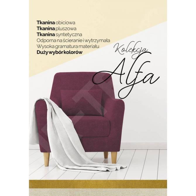Kolekcja tkanin Alfa