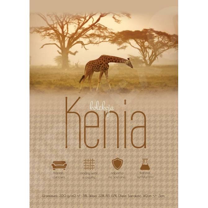 Kolekcja tkanin Kenia